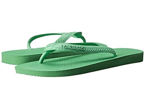 Havaianas - Top Flip Flops (Pistachio) Women's Sandals