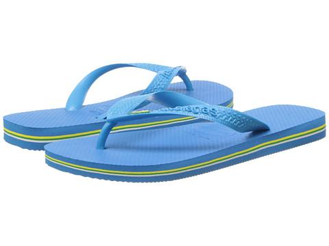 Havaianas - Brazil Flip Flops (Turquoise) Women