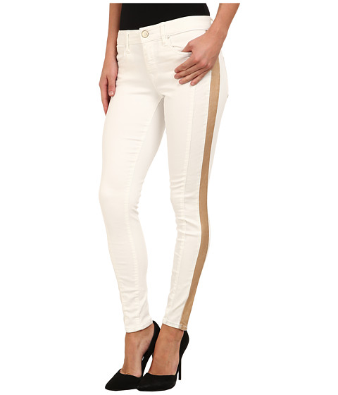 Mavi Jeans - Alexa Jean in Ankle Gold Blocking (Ankle Gold Blocking) Women