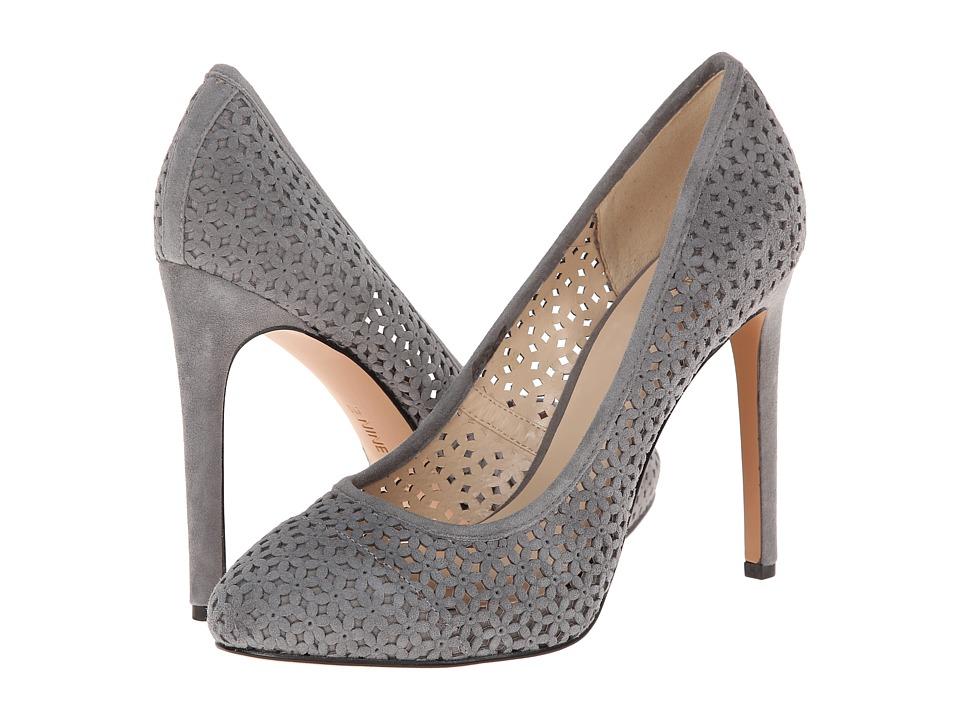 Nine West - Nokota (Grey Suede) High Heels