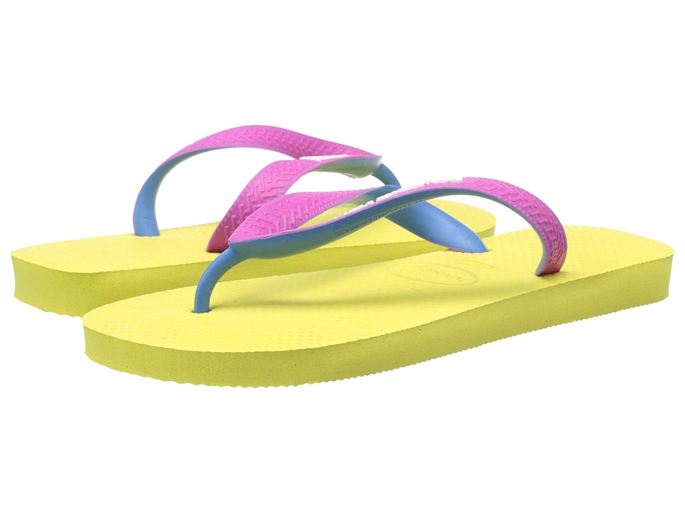 Havaianas - Top Mix Flip Flops (Revival Yellow) Women's Sandals