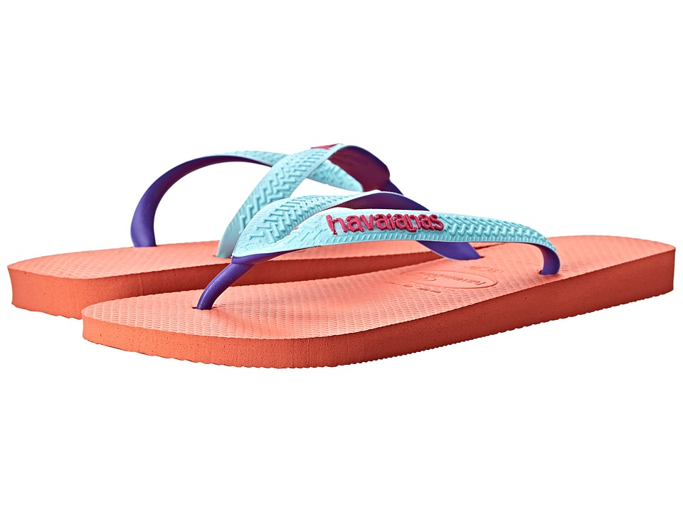 Havaianas - Top Mix Flip Flops (Aruba) Women's Sandals