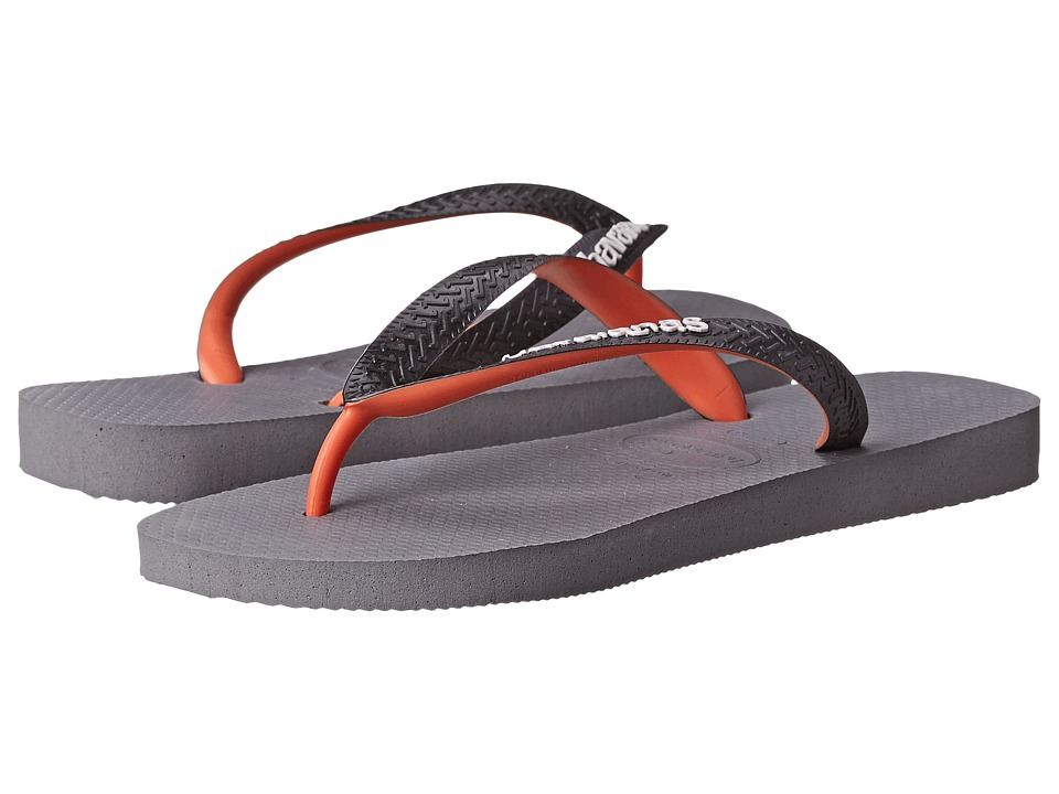 Havaianas - Top Mix Flip Flops (Steel Grey) Women's Sandals