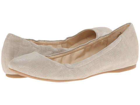 Nine West - Mistyray (Taupe Leather) Women's Flat Shoes