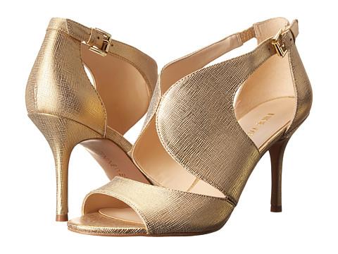 Nine West - Galavan (Gold Metallic) High Heels