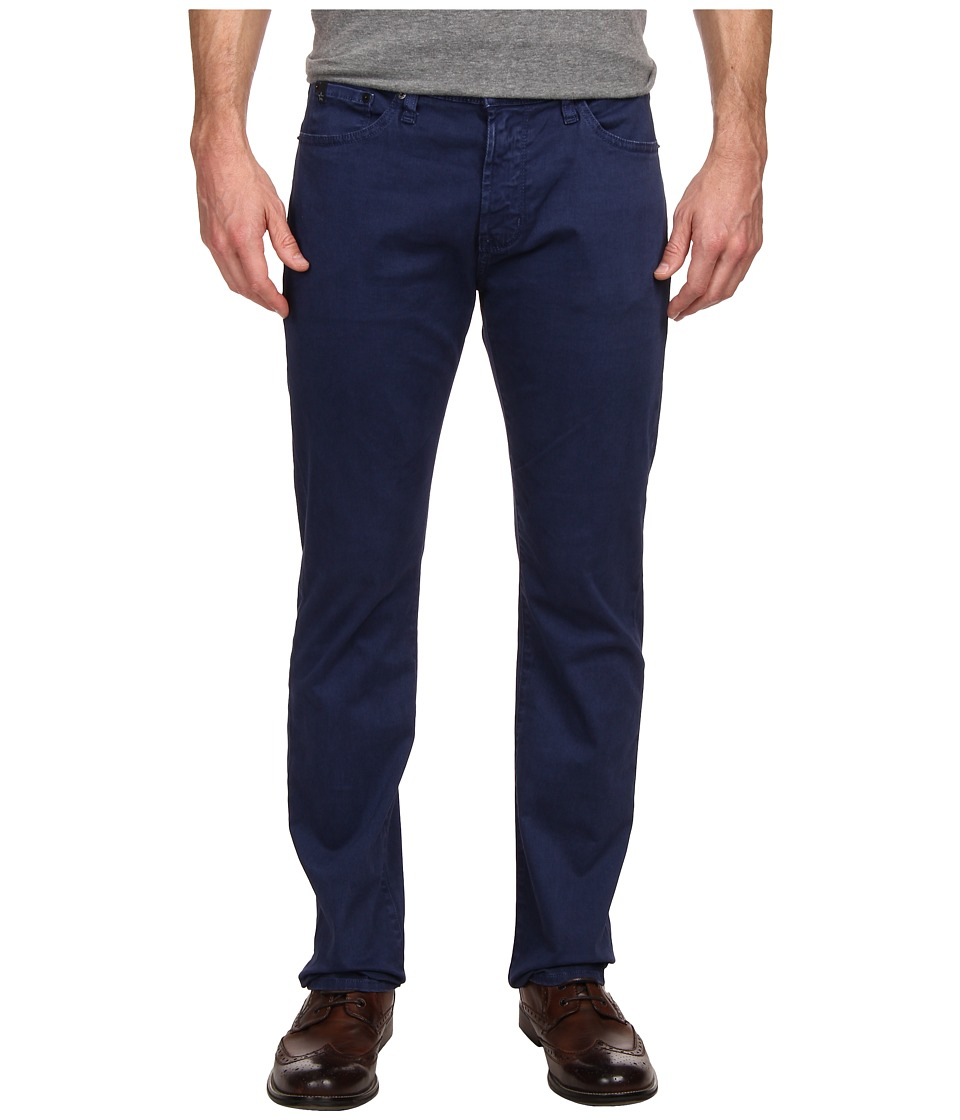 Big Star - Brushed Twill Straight Fit in Light Navy (Light Navy) Men's Jeans