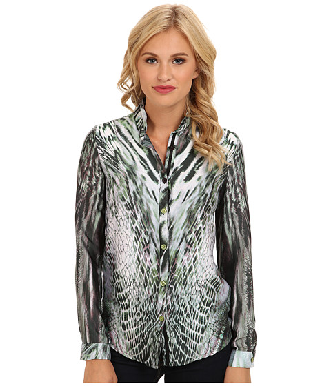 KAS New York - Reimi (Multi) Women's Blouse