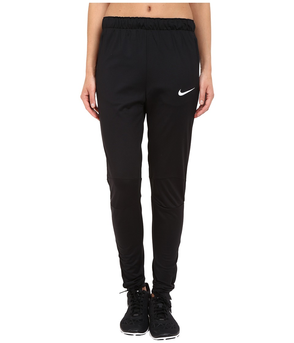 Nike - Squad Tech Soccer Pant (Black/White/White) Women's Casual Pants