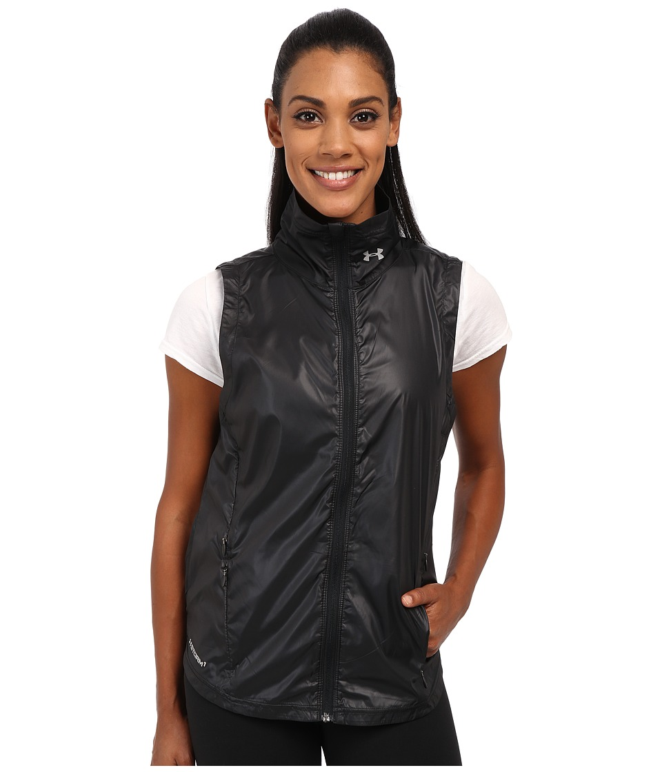 Under Armour - UA Storm Layered Up Vest (Black/Black/Reflective) Women's Vest