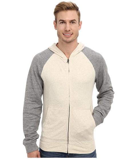 Lucky Brand - Color Block Duofold Hoodie (Multi) Men's Sweatshirt