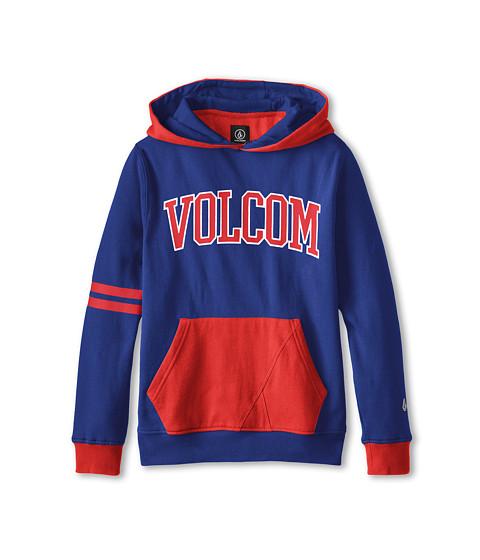 Volcom Kids - Ramblin Athletic Pullover (Little Kid/Big Kids) (Matured Blue) Boy