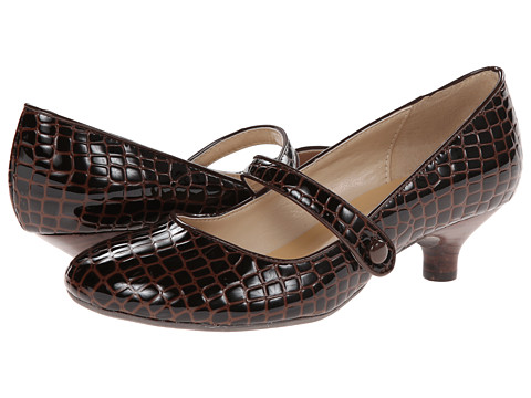 Gabriella Rocha - Ginger (Brown Croco Patent) Women