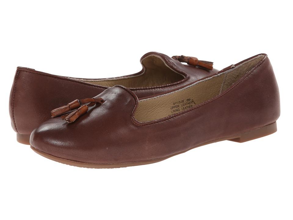 Gabriella Rocha - Tassel (Dark Brown/Cognac Vintage Leather) Women