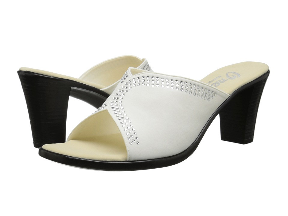 Onex - Paty (White) Women's Wedge Shoes