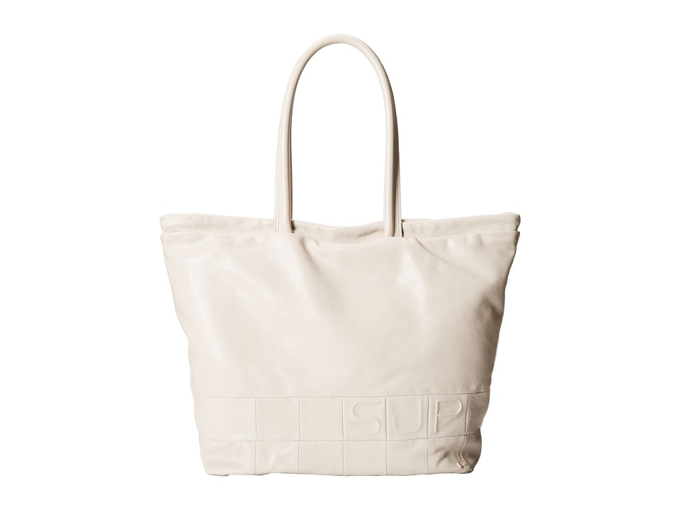 SJP by Sarah Jessica Parker - Greenwich (Bone Leather) Tote Handbags
