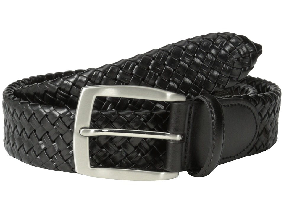 Torino Leather Co. - Tubular Weave (Black) Men's Belts