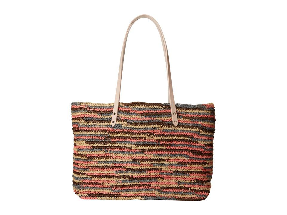 SJP by Sarah Jessica Parker - Lafayette (Multi Rafia) Handbags