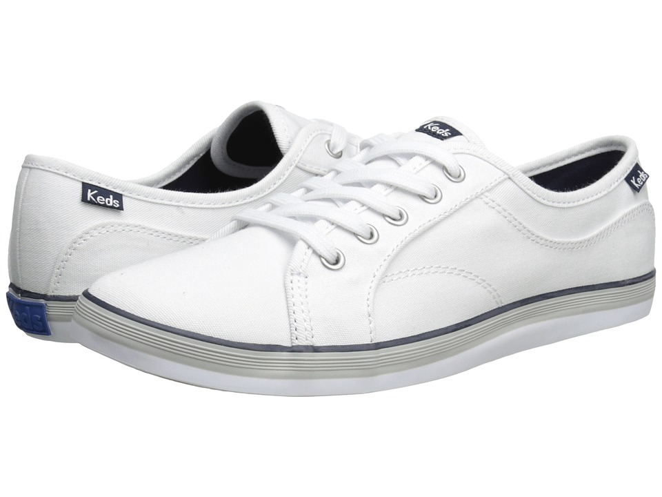 Keds - Coursa LTT (White Canvas 1) Women