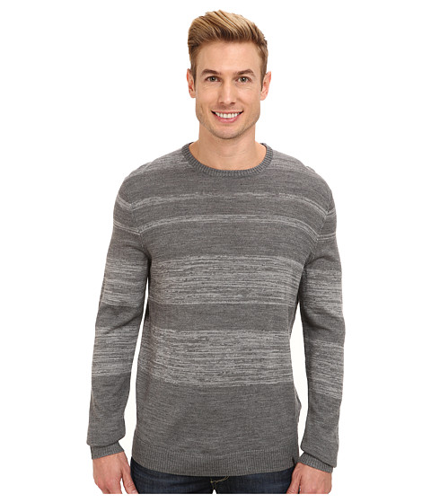 Calvin Klein - Merino Acrylic Sweater (Fraction Ht Com) Men