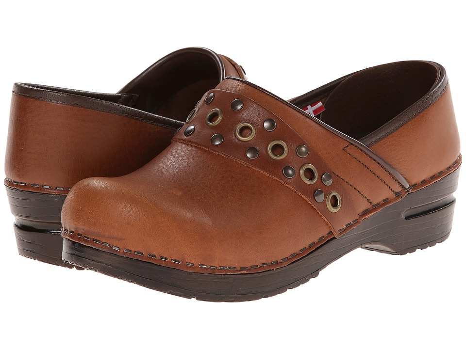 Sanita - Original Caddo (Brown) Women's Clog Shoes