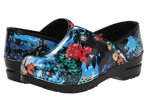 Sanita - Original Professional Aloha (Multi) Women's Clog Shoes