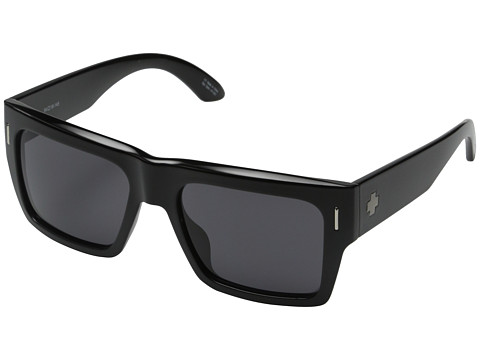 Spy Optic - Bowery (Black/Injected/Grey) Sport Sunglasses