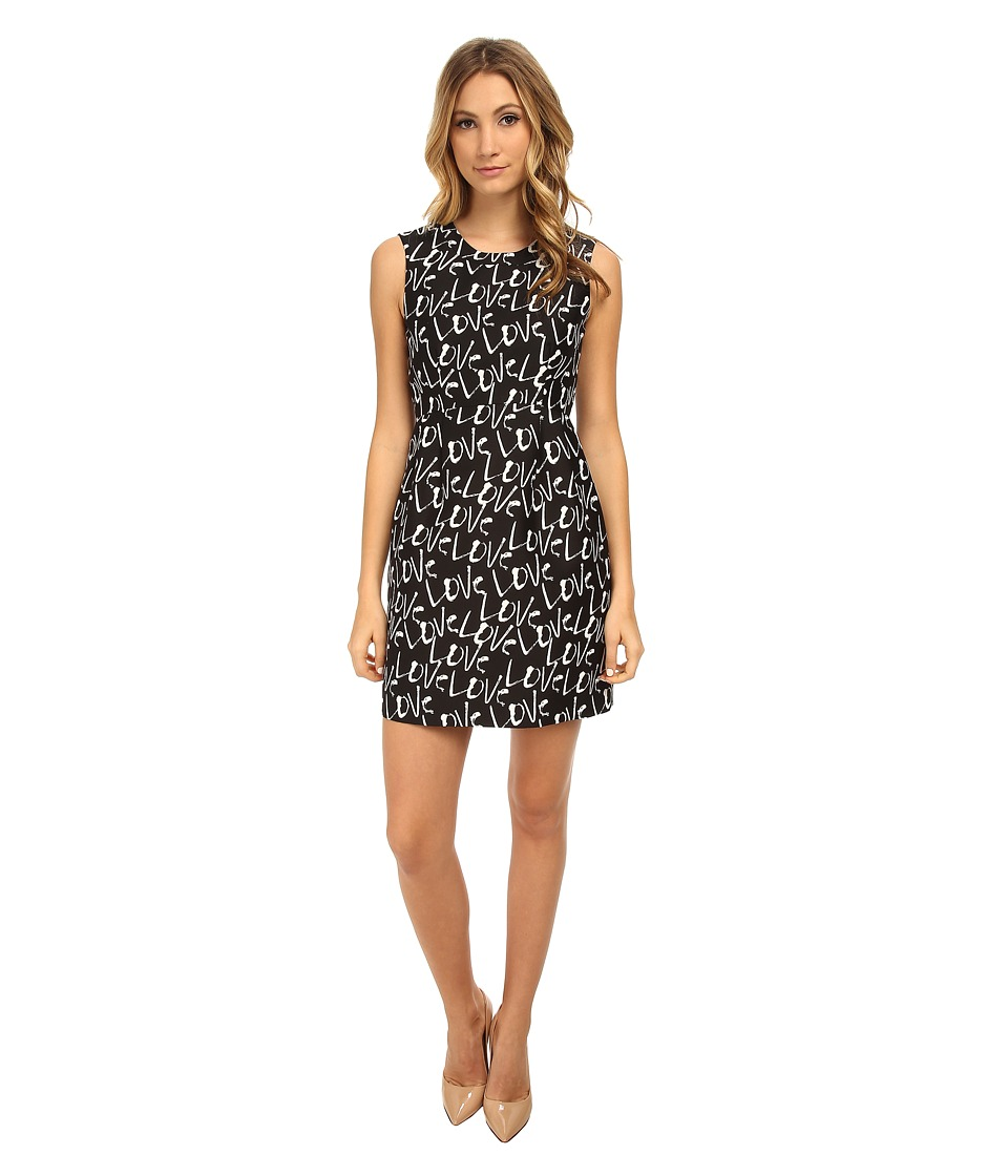 Kate Spade New York - Love Mindy Dress (Black) Women's Dress