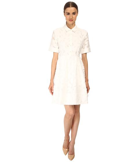 Kate Spade New York - Tobin Dress (Fresh White) Women's Dress