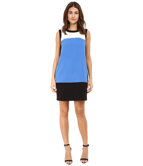 Kate Spade New York - Maysie Dress (Ocean Blue) Women's Dress