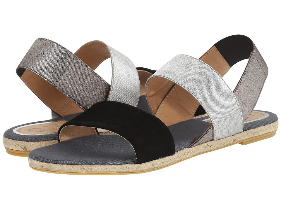 Vidorreta - Leo (Black Combo) Women's Sandals
