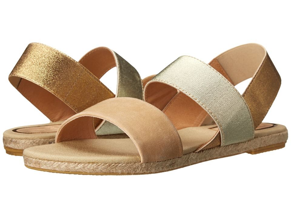 Vidorreta - Leo (Camel Combo) Women's Sandals