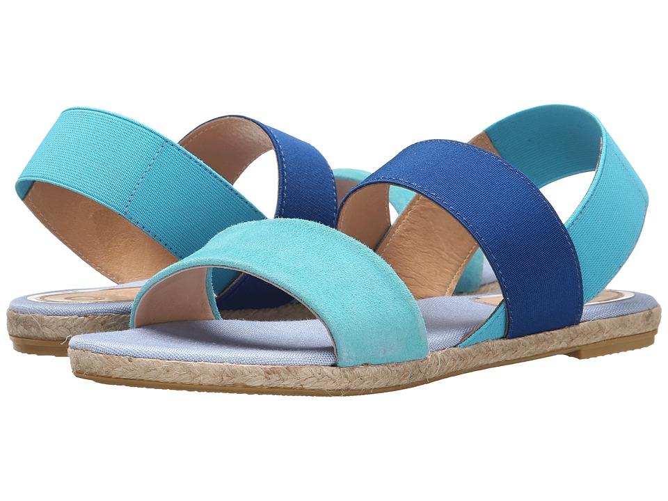Vidorreta - Leo (Turquoise Combo) Women's Sandals