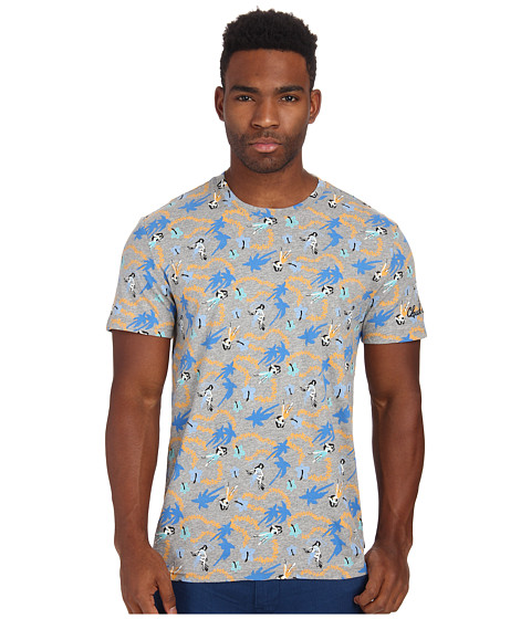 Converse - Printed Tee (Multi Print) Men's T Shirt
