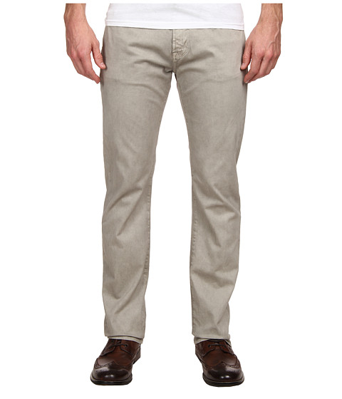Big Star - Brushed Twill Straight Fit in Dove (Dove) Men