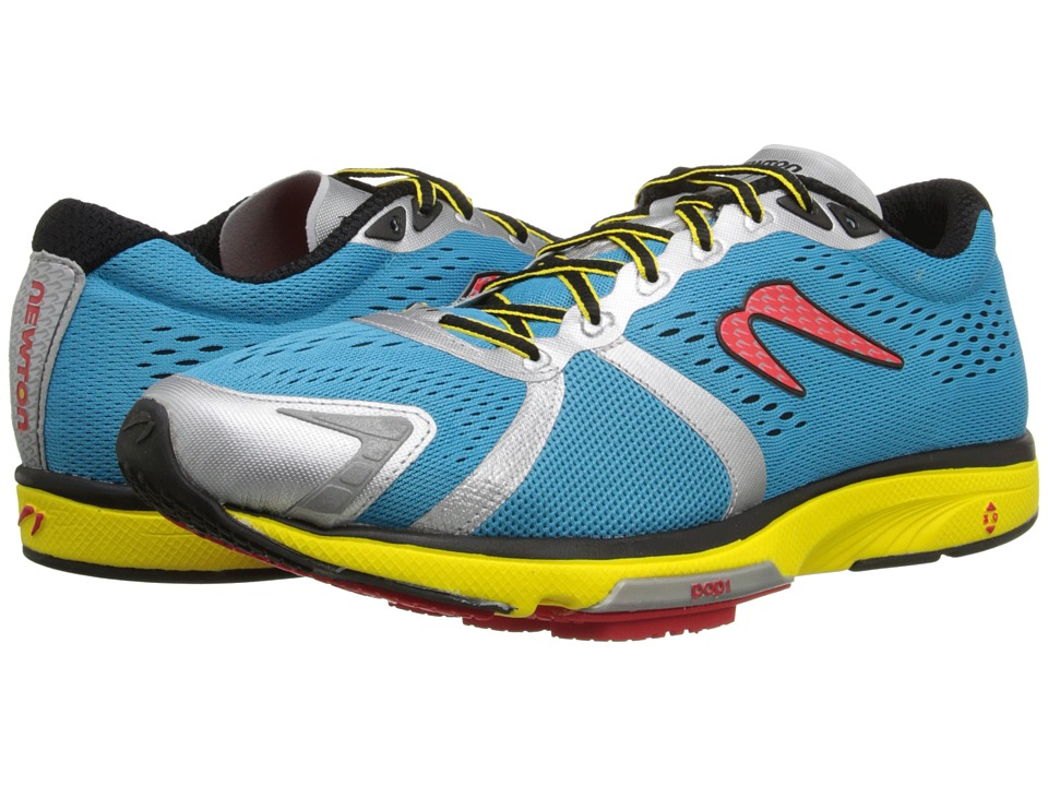 Newton Running - Gravity IV (Blue/Black) Men's Running Shoes