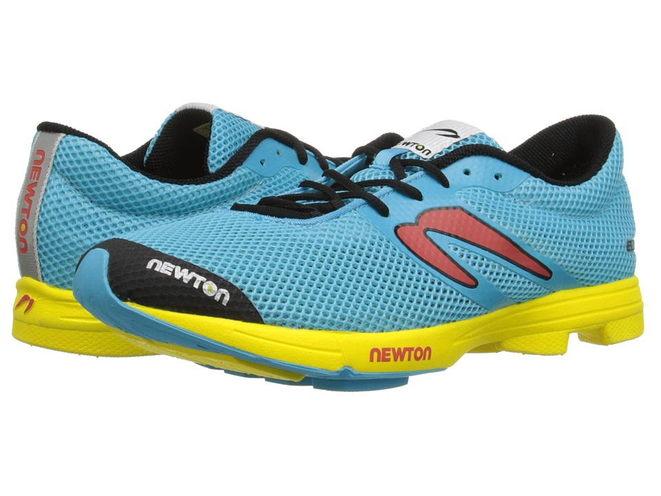 Newton Running - Distance Elite (Blue/Black) Men's Running Shoes