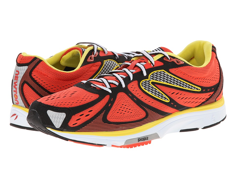 Newton Running - Kismet (Red/Black) Men's Running Shoes