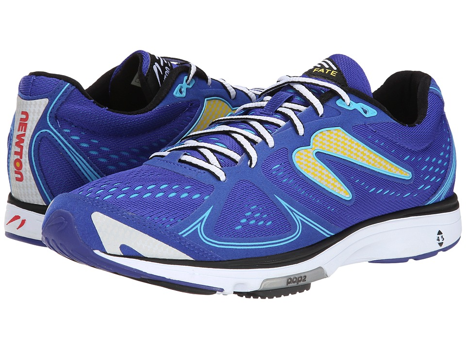Newton Running - Fate (Blue/Sky Blue) Men's Running Shoes