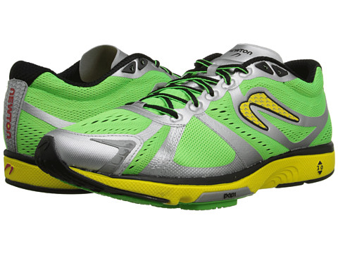 Newton Running - Motion IV (Green/Black) Men's Running Shoes