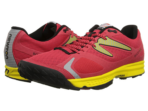 Newton Running - Boco Sol (Red/Yellow) Men