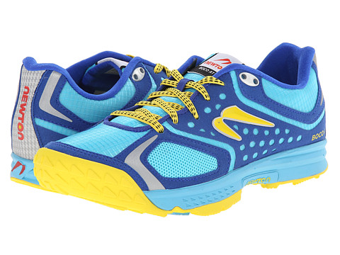 Newton Running - BOCO AT (Aqua/Yellow) Women