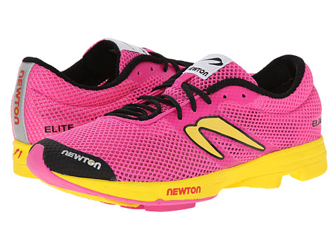 Newton Running - Distance Elite (Pink/Yellow) Women