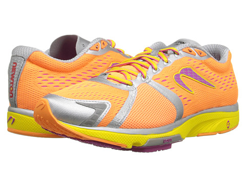 Newton Running - Gravity IV (Orange/Pink) Women's Running Shoes