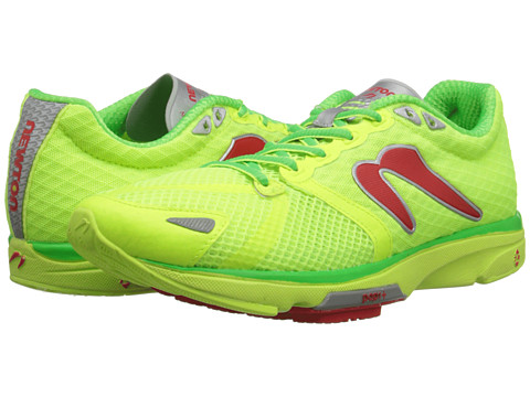 Newton Running - Distance IV (Citron/Green) Women's Running Shoes