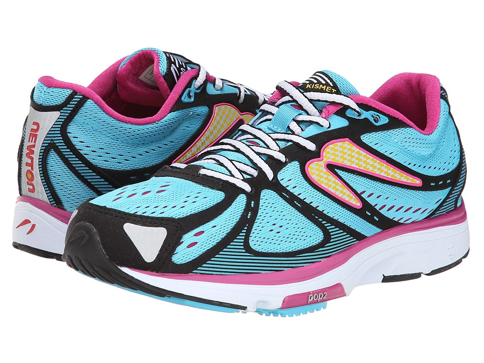 Newton Running - Kismet (Blue/Pink) Women's Running Shoes