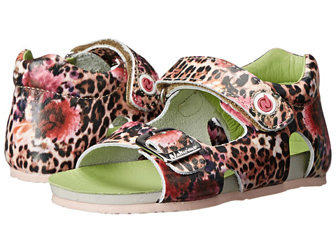 Naturino - Falcotto 1406 SP15 (Toddler) (Leopard Print) Girls Shoes