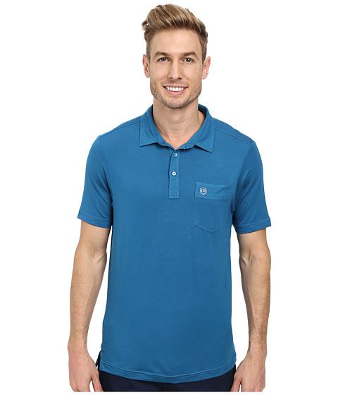 TravisMathew - Walters Polo (Blue Sapphire) Men