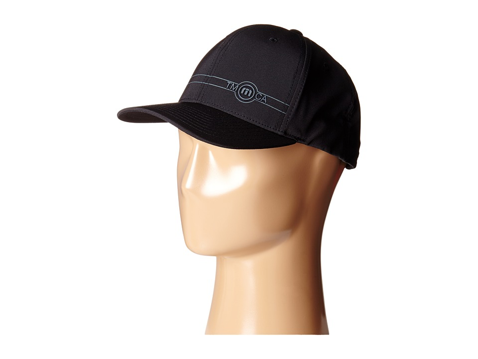 TravisMathew - Factory Hat (Black) Caps
