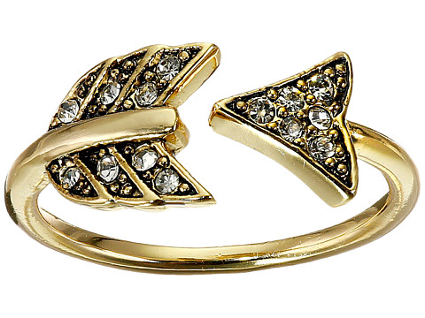 House of Harlow 1960 - Arrow Affair Ring (Gold) Ring