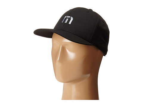 TravisMathew - Pablo Hat (Black) Caps